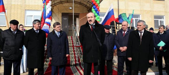 В Избербаше открыли межрайонный противотуберкулезный диспансер Минздрава РД